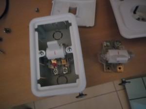 Ремонт и смяна на бойлерно табло, бойлерен ключ