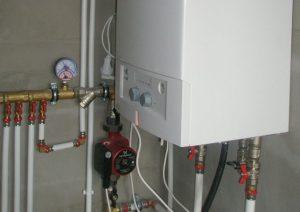 Инсталиране на газов бойлер